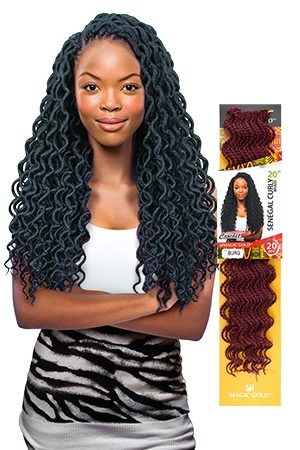 Senegal Curly Braid 20 inch