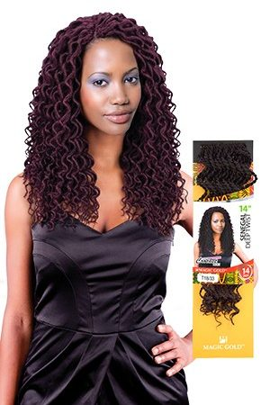 Senegal Deep Twist Braid 14 inch