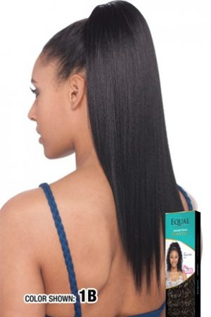 Equal Ponytail – Yaky Straight 14″