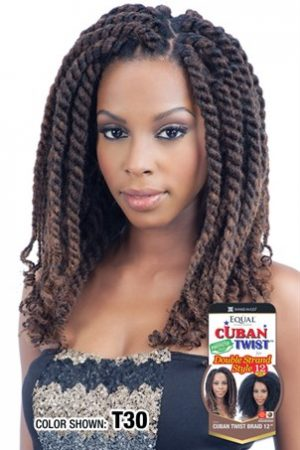 Cuban Twist braid 12 inch