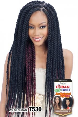 Cuban Twist braid 16 inch