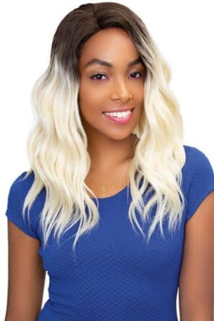 Janet Collection 4X4 Lace Akali Wig