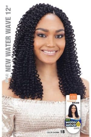 ModelModel New Glance New Water Wave 12″ Braid