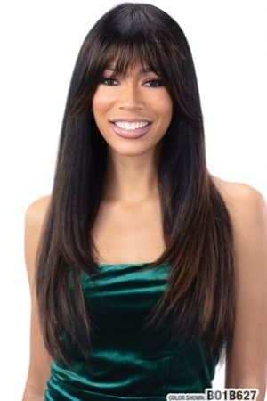 FreeTress Equal Wig A-001 Arched Bang Series