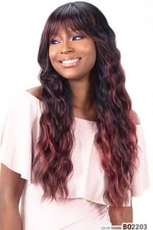 FreeTress Equal Wig A-002 Arched Bang Series