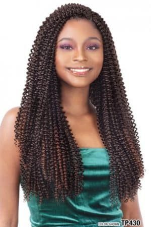 Freetress Braid Sparkling Curl 18 inch