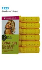 Snap On Magnetic Roller 12pc (M 18mm Yellow)