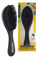 Magic Gold Softy Curved Wave Brush