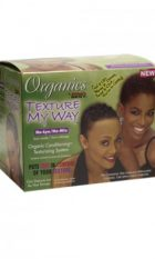Africa's Best-Organics Texture My Way Conditioning Texturizer Kit