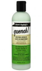 Aunt Jackies Quench! Moisture Intensive Leave-In Conditioner (12oz)