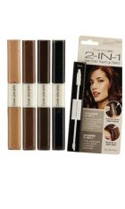 Cover Your Gray -2-IN-1 color touch up wand (0.5 oz) -Jet Black