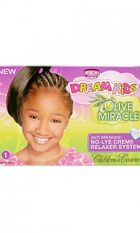 Dream Kids-Olive Miracle Anti-Breakage No-Lye Relaxer – Coarse