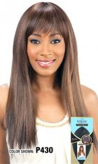 Equal Hair Piece – Clip In Full Bang Piece