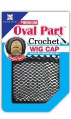 Freetress Hair Piece – Crochet Oval Part Cap