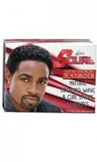 S Curl Texturizer Kit – 2 applications (Extra strength)