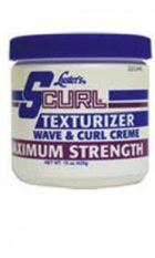 Scurl-Texturizer Wave & Curl Creme-Maximum Strength (15oz)