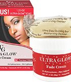 AMPRO ULTRA GLOW FADE CREAM [NORMAL] WITH CLEANSING BAR 2oz_1.25oz