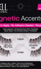 ARDELL LASHES MAGNETIC ACCENTS [002] BLACK
