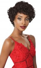 Outre Fab & Fly full cap wig Human Hair Clarice