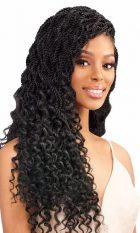 Sensual Collection Afro Sens 2x Senegal Curly Goddness 20 inch