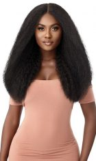 OUTRE LACE FRONT WIG LONG KINKY STRAIGHT – SOLSTICE