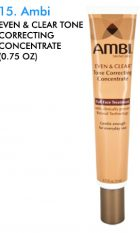 Ambi Even Clear Tone Correcting Concentrate 0.75 oz